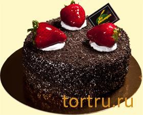 """Торт """"Шварцвальд"""", Хлеб Хмельницкого, Ставрополь"""