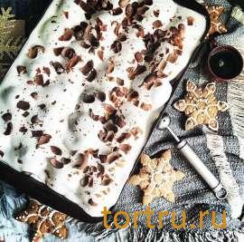 """Торт """"Профитроль Белого шоколада"""", булочная кондитерская """"За Мечтой"""""""