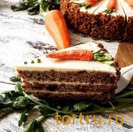 """Торт """"Морковный"""", булочная кондитерская """"За Мечтой"""""""