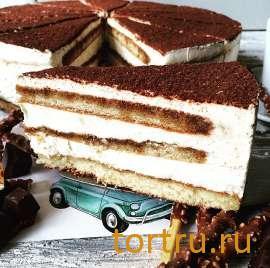 """Торт """"Тирамису"""", булочная кондитерская """"За Мечтой"""""""