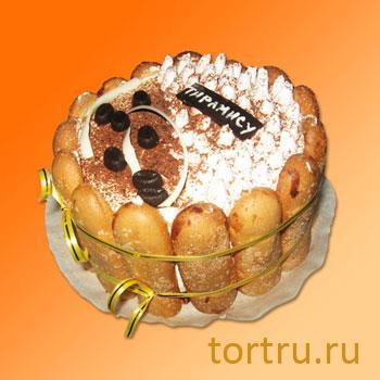 """Торт """"Тирамису"""", Пятигорский хлебокомбинат"""