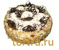 """Торт """"Кофейный аромат"""", Хлебокомбинат Георгиевский"""