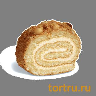 """Торт """"Колизей"""", кондитерская фабрика Сластёна, Чебоксары"""