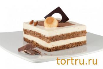 "Торт ""Тирамису Голд"", Кристоф, кондитерская фабрика десертов, Санкт-Петербург"