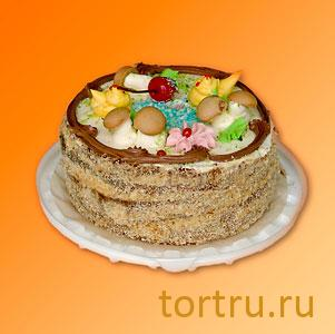 """Торт """"Сказочная горка"""", Пятигорский хлебокомбинат"""