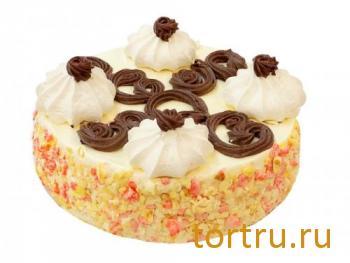 """Торт """"Полёт"""", Волжский пекарь, Тверь"""