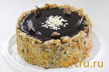 """Торт """"Трюфель"""", кондитерский дом Богатырь, Боровск"""