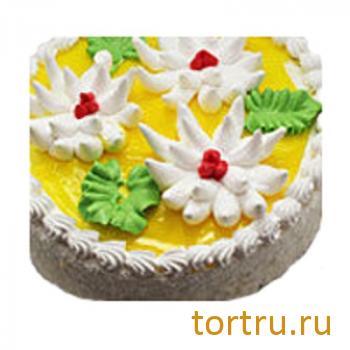 """Торт """"Творожный"""", Хлебозавод """"Балтийский хлеб"""""""