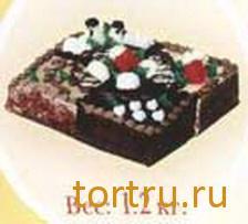 """Торт """"Вдохновение"""", Бердский хлебокомбинат"""