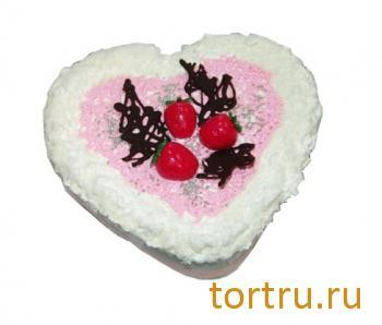 """Торт """"Вишневая нежность"""", Кузбассхлеб"""