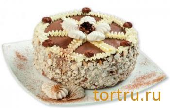 """Торт """"Воздушный"""", комбинат Добрынинский, Москва"""