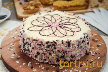 """Торт """"Карусель"""", кондитерская Ваниль"""