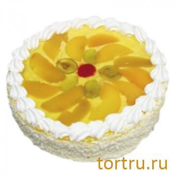 """Торт """"Йогуртово-фруктовый"""", Хлебозавод """"Балтийский хлеб"""""""