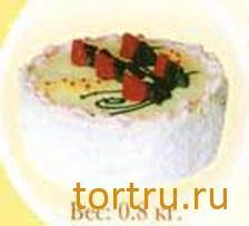 """Торт """"Заказной"""", Бердский хлебокомбинат"""
