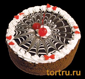 """Торт """"Зимняя вишня"""", Любимая Шоколадница, Ставрополь"""
