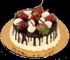"""Торт """"Шоколадный каприз"""", французская кондитерская Шантимэль, Москва"""