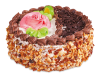 "Торт ""Бирюсинка"", кондитерская фабрика Амарас, Москва"