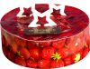 """Торт """"Маков цвет"""", кондитерская фабрика Метрополис"""