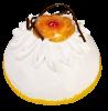 """Торт """"Пончо с абрикосом и бананом"""", кондитерская фабрика Метрополис"""
