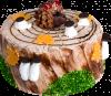 """Торт """"Ёжик"""", кондитерская фабрика Метрополис"""