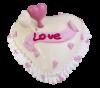 "Торт ""Я тебя люблю"", кондитерская фабрика Метрополис"