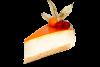 """Торт """"Чиз-кейк Калифорния"""", кондитерская Крем Роял, Москва"""