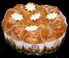 """Торт """"Сливочная карамель"""", кондитерское производство Метрополь, Санкт-Петербург"""
