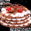 """Торт """"Малиновый"""", кондитерская фабрика Метрополис"""