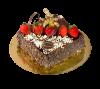 """Торт """"Наполеон с карамелью"""", французская кондитерская Шантимэль, Москва"""