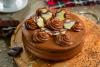 """Торт """"Три шоколада"""", кондитерская Ваниль"""