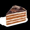 """Торт """"Медовый капучино"""", кондитерская фабрика Сластёна, Чебоксары"""